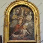 EGS2017_13017 | Affresco della Beata Vergine all'interno dell'Oratorio di Porta Bruna