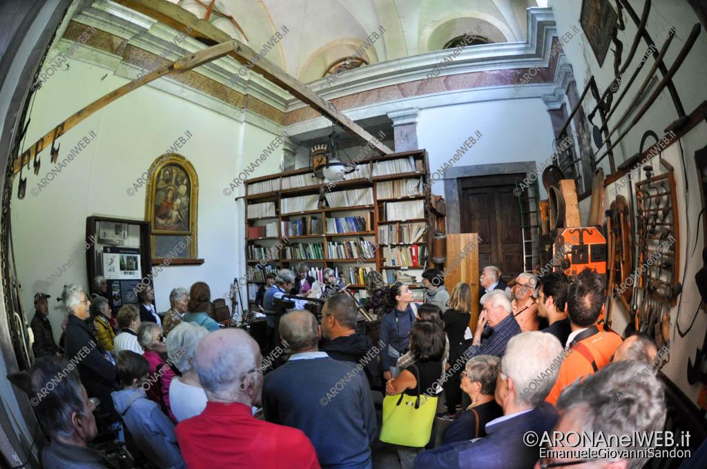 EGS2017_13035 | Interno dell'Oratorio di Porta Bruna sede di Arona Nostra