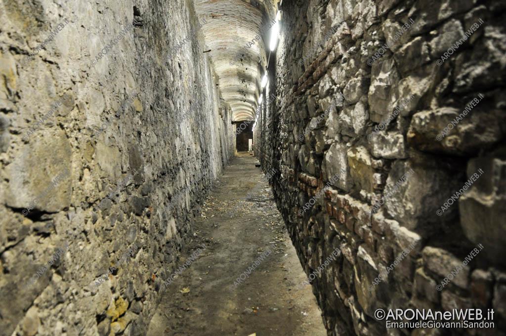 "EGS2017_13080 | Piazza De Filippi - mura ""sotterranee"""