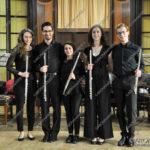 EGS2017_13822 | Ensemble di flauti del Conservatorio Guido Cantelli di Novara