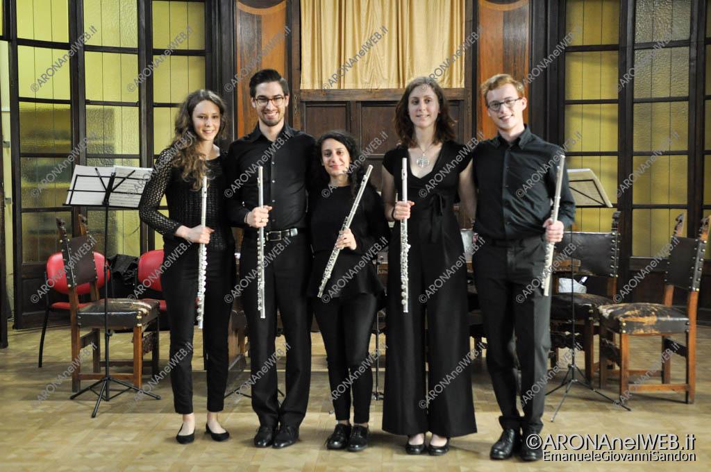 EGS2017_13822   Ensemble di flauti del Conservatorio Guido Cantelli di Novara