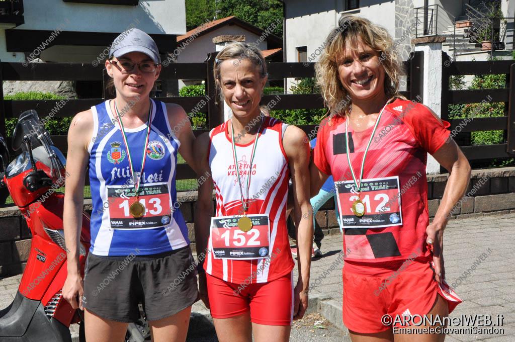 EGS2017_14837   Il podio femminile della 15° edizione Lagoni Trial - 7° Trofeo Internazionale Pipex Italia Spa