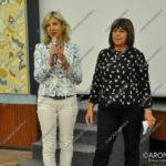 EGS2017_15061 | L'assessore alle Pari Opportunità Marina Grassani con la presidente della Consulta Femminile Carla Rossi