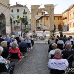 EGS2017_15160 | La riproduzione dell'Arco di Palmira in Piazza San Graziano