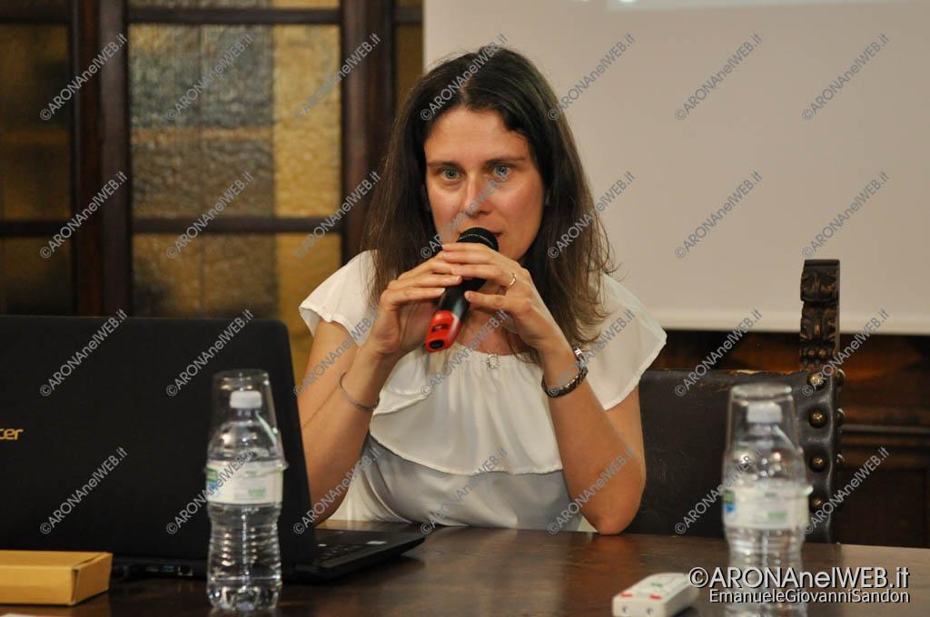 EGS2017_15939   dott.ssa Laura Carbonati, referente del progetto