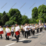 EGS2017_15983   La Nuova Filarmonica Aronese apre la parata del 2 giugno