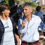 EGS2017_16921 | Gabriella Rech con Renzo Norbiato, sindaco di Oleggio Castello