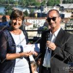 EGS2017_16936 | Gabriella Rech riceve un contributo da Cesare Moriggia presidente di Avis Arona