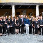 """EGS2017_18480   Soren Gleerup Hansen con il coro polifonico le """"Le voci del Mesma"""" diretto da Giovanni Ziggiotto"""
