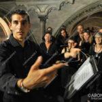 """EGS2017_18526   Giovanni Ziggiotto, direttore del coro polifonico """"Le voci del Mesma"""""""