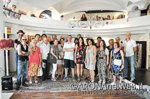 InaugurazioneMostra_CombinazioniLessenzadellaMateria_SpazioModerno_20170624_EGS2017_19304_s