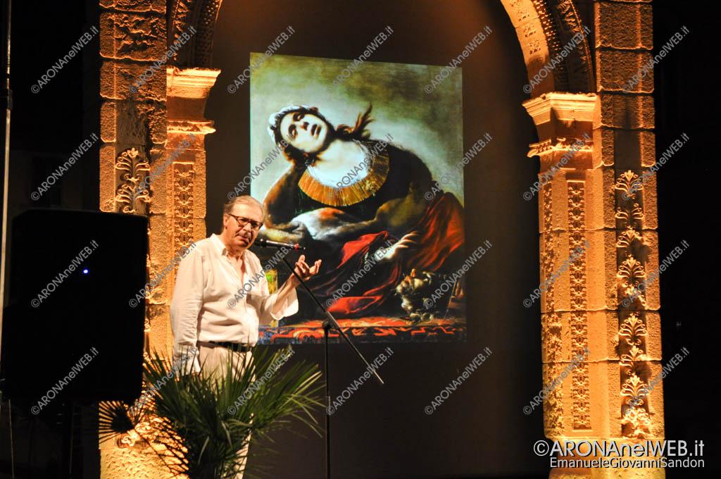 EGS2017_21061   Lectio Magistralis di Vittorio Sgarbi ad Arona