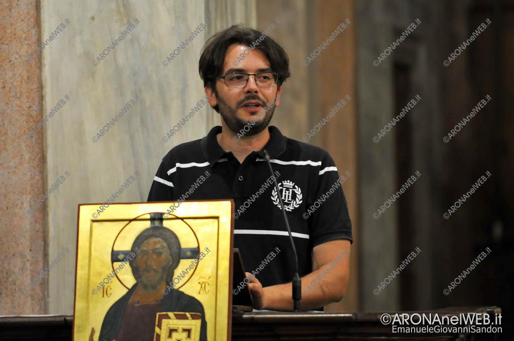 """EGS2017_21222   Christian Tarabbia, direttore artistico dell'associazione """"Sonata Organi"""""""