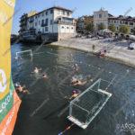 EGS2017_25130 | Il campo nelle acque del Lago Maggiore antistante Piazza del Popolo