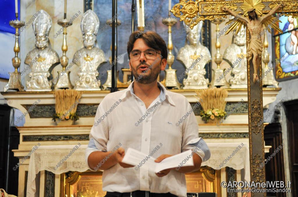 """EGS2017_25867   Christian Tarabbia, direttore artistico dell'associazione """"Sonata Organi"""""""