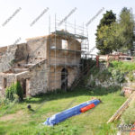 EGS2017_26249 | Parco della Rocca di Arona - La Torre Mozza in ristrutturazione