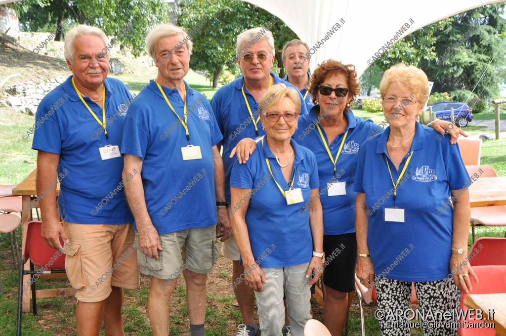 """EGS2017_26264   I volontari dell'associazione """"La Rocca nel Cuore"""""""