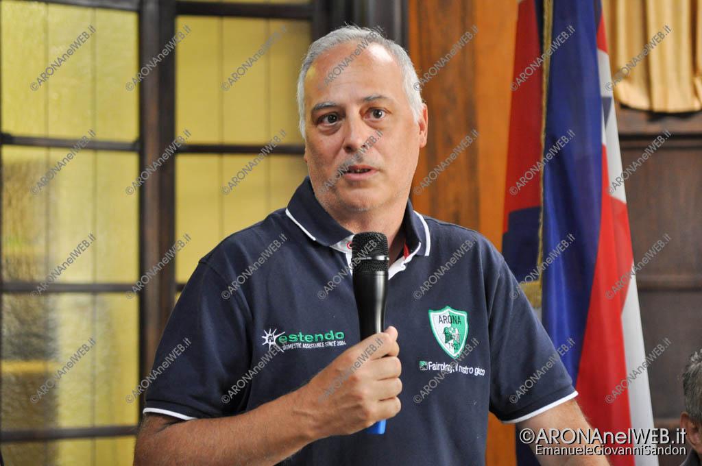 EGS2017_26459 | Massimo Facilla, dirigente Arona Calcio