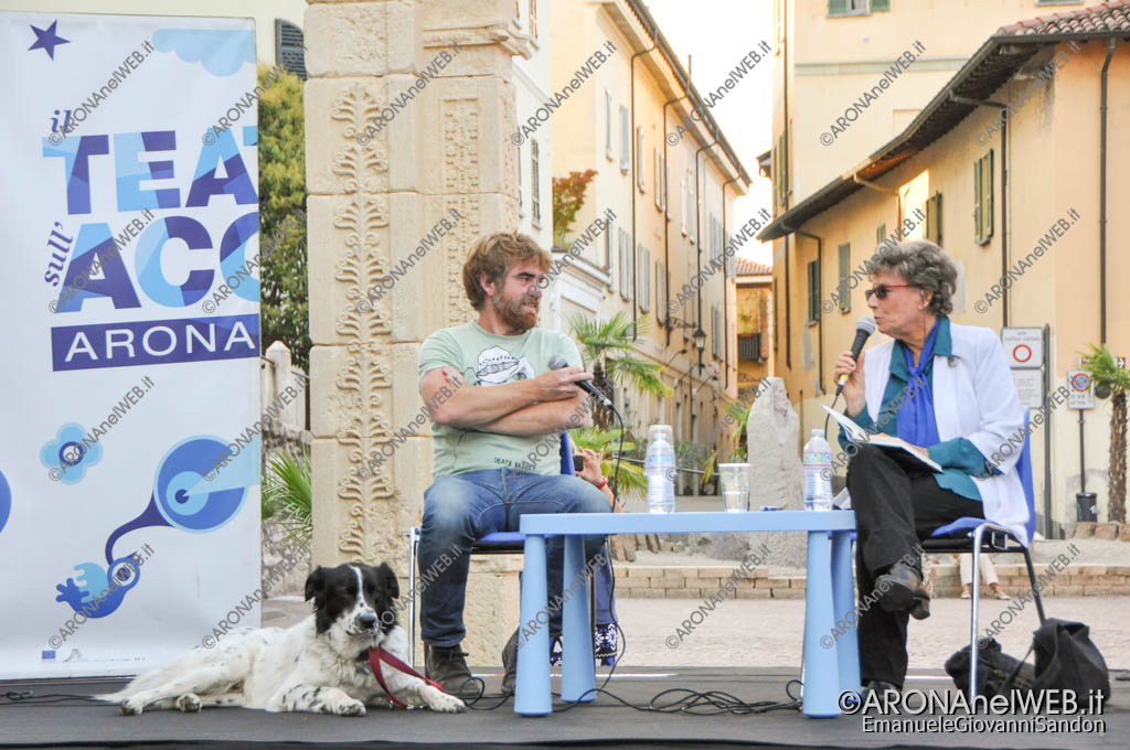 EGS2017_28131   Poalo Cognetti dialoga con Dacia Maraini