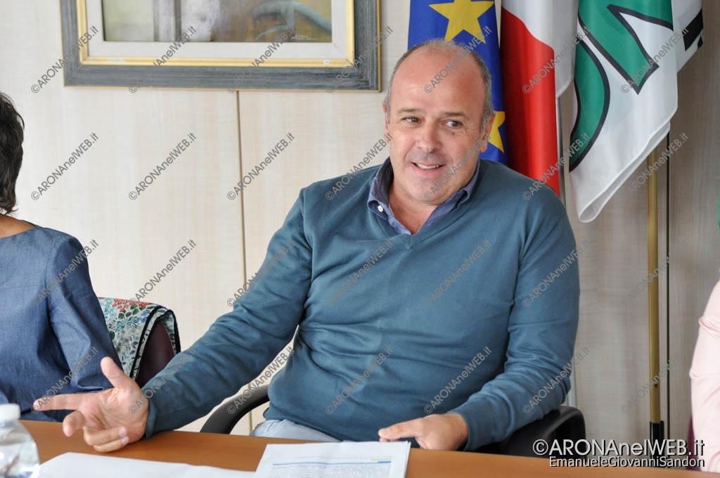 EGS2017_28396 | Alberto Tampieri, presidente Pro Loco Arona