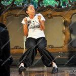 """EGS2017_28776   Silvia Paoli in """"Livia"""" a Teatro sull'Acqua 2017"""
