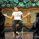 """EGS2017_28792   Silvia Paoli in """"Livia"""" a Teatro sull'Acqua 2017"""