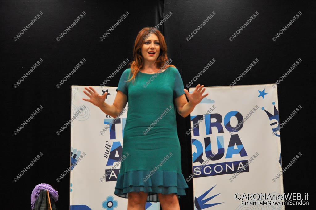 EGS2017_28832   Gabriella Greison a il Teatro sull'Acqua 2017