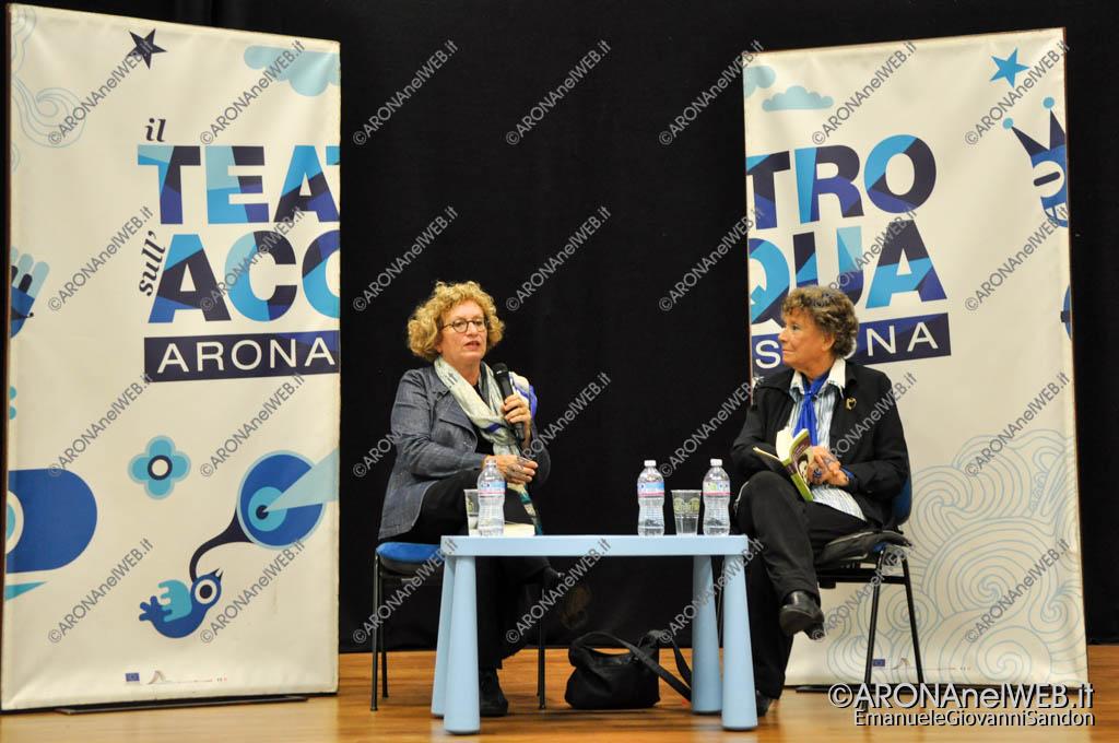 EGS2017_28875 | RossanaDedola dialoga co Dacia Maraini a il Teatro sull'Acqua 2017