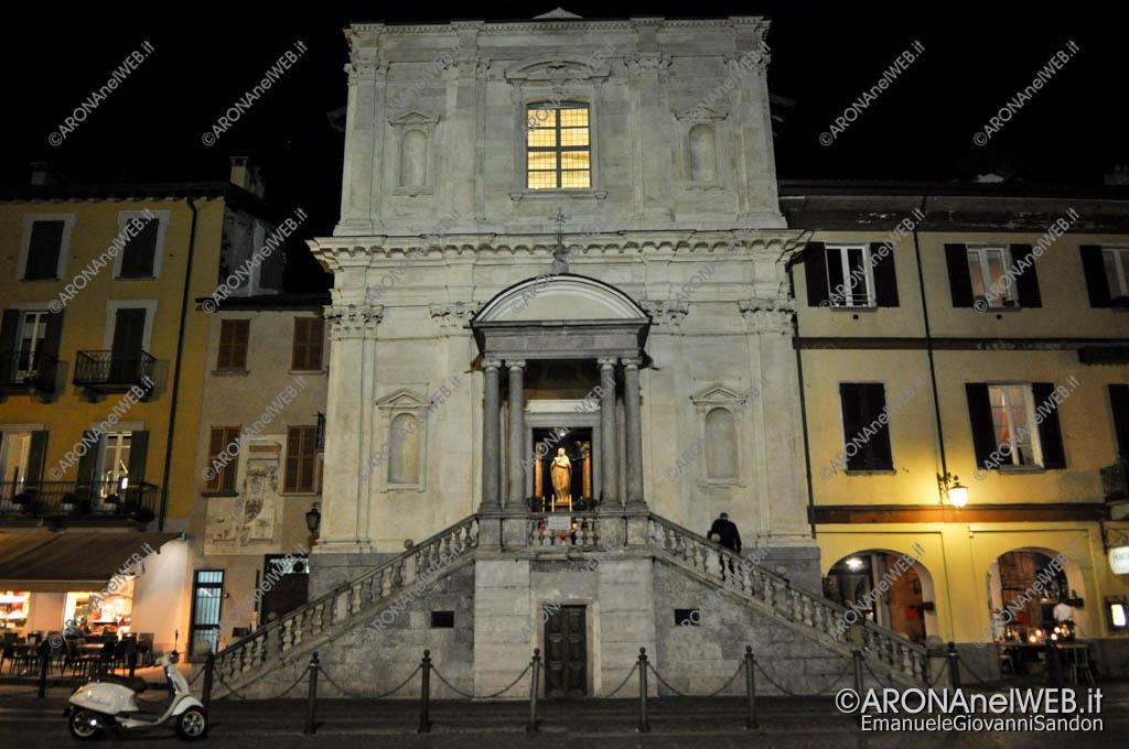 EGS2017_29221 | Chiesa di Santa Marta o Santa Maria di Loreto - Arona, piazza del Popolo