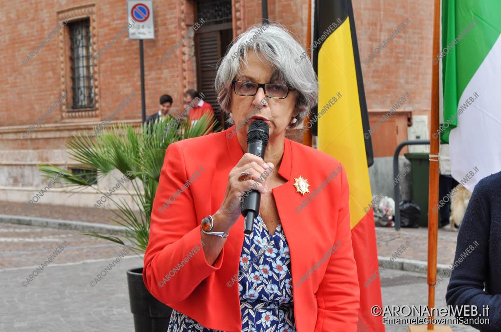 EGS2017_29504 | Sylvianne Romet, Consigliera Comunale di Compiègne - Presidente Associazione Compiègne-Arona