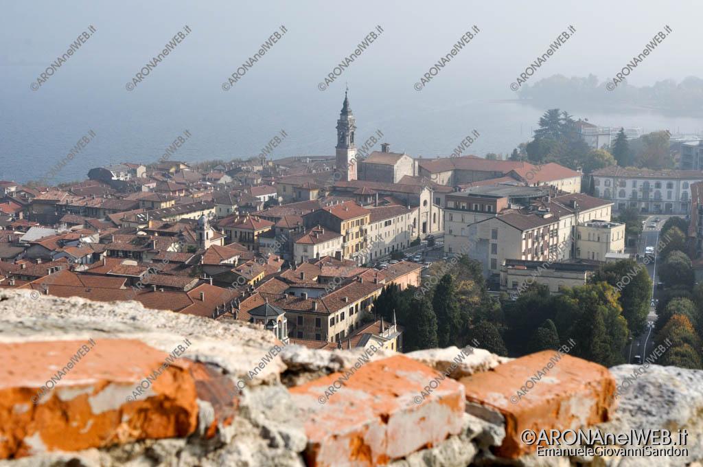 EGS2017_34005 | Veduta dalla Torre Mozza, parco della Rocca Borromea