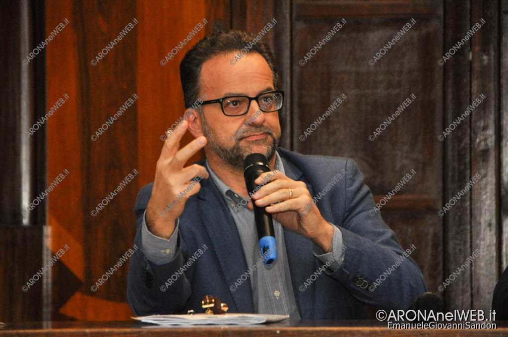 EGS2017_34364   Augusto Ferrari, Assessore Regionale alle Politiche Sociali