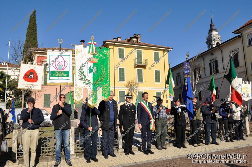 EGS2017_35936   Commemorazione 4 novembre al monumento ai caduti di Arona