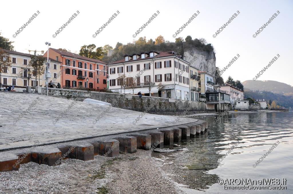 EGS2017_36081 | Piazza del Popolo - 03.11.2017 Siccità Lago Maggiore 192.82m