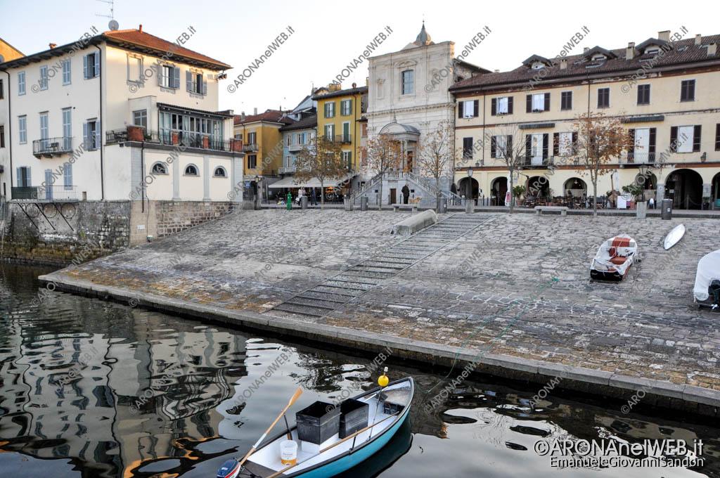 EGS2017_36086 | Piazza del Popolo - 03.11.2017 Siccità Lago Maggiore 192.82m
