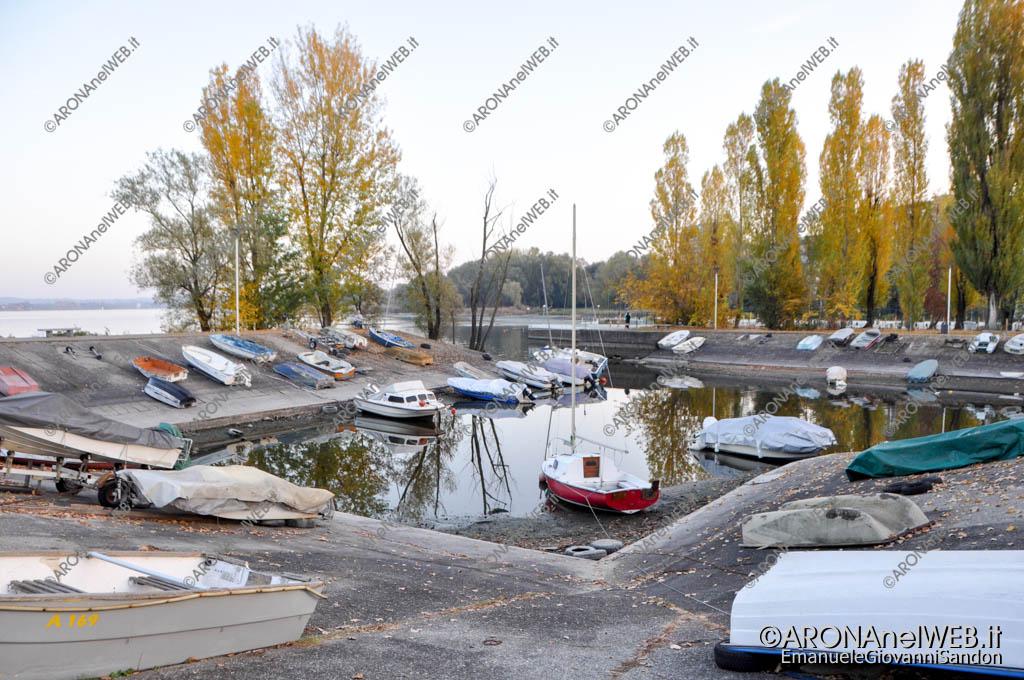 EGS2017_36127 | Darsena Corso Europa - 03.11.2017 Siccità Lago Maggiore 192.82m