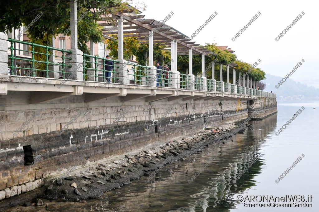 EGS2017_36429 | Passeggiata pergolato dei glicini - 04.11.2017 Siccità Lago Maggiore 192.80m