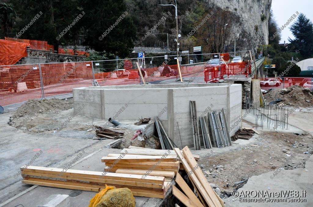 EGS2017_36443 | 04.11.2017 Via Poli - piazza Gorizia, realizzazione rotatoria