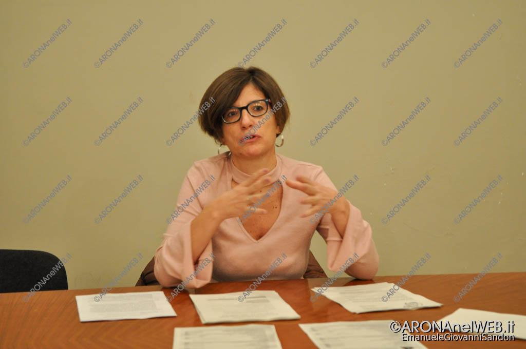 EGS2017_36806 | Lisa Tamaro - presidente dimissionario Comitato pendolari Domodossola-Milano