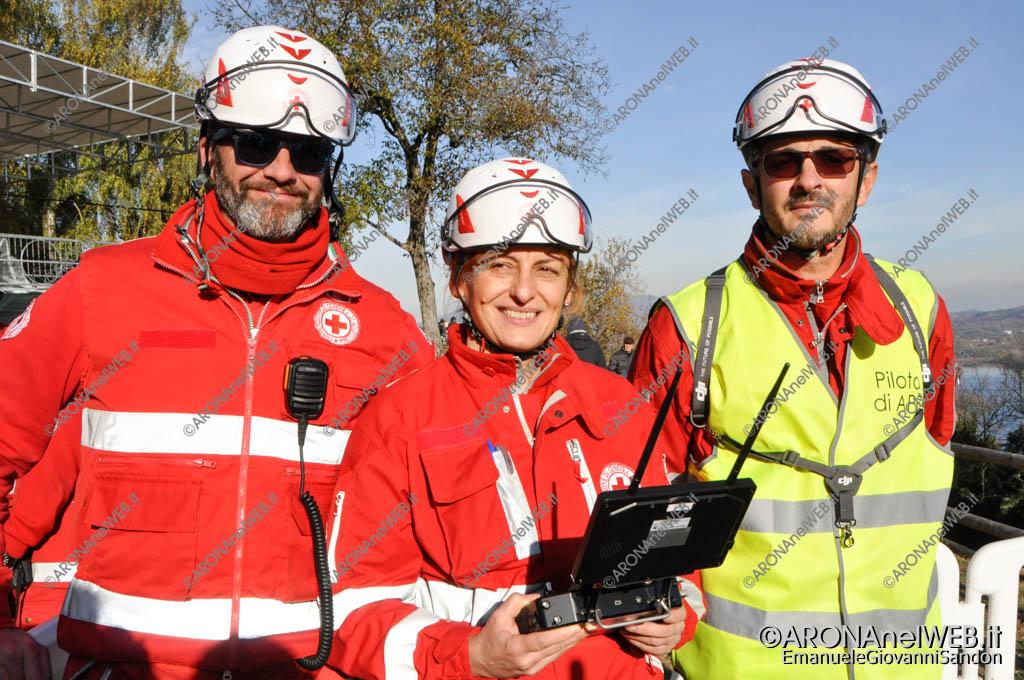 EGS2017_36918 | I piloti del drone: Fabio Dalla Rosa, Rita Alovisetti e Michele Ronchi
