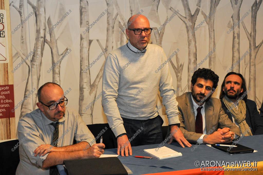 EGS2017_40045 | Alfio Curcio, amministratore delegato Soc. Coop. Soc. Beppe Montana