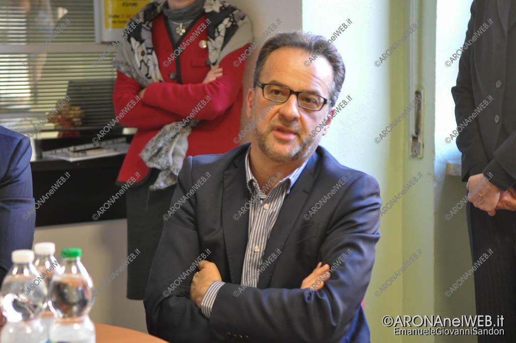 EGS2017_41172   Augusto Ferrari, Assessore con delega alle Politiche sociali, della famiglia e della casa della Regione Piemonte