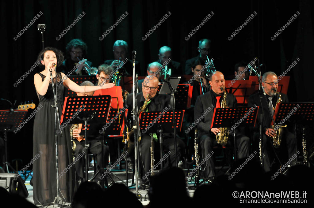 EGS2017_41892 | Ylenia Piola con l'Accademia Big Band