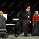 EGS2018_00287 | Nicoletta Strano con Fabio Pollegioni accompagnati dal M° Marino Mora