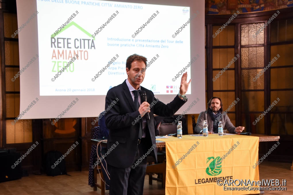 EGS2018_00993   Angelo Robotto direttore generale Arpa Piemonte
