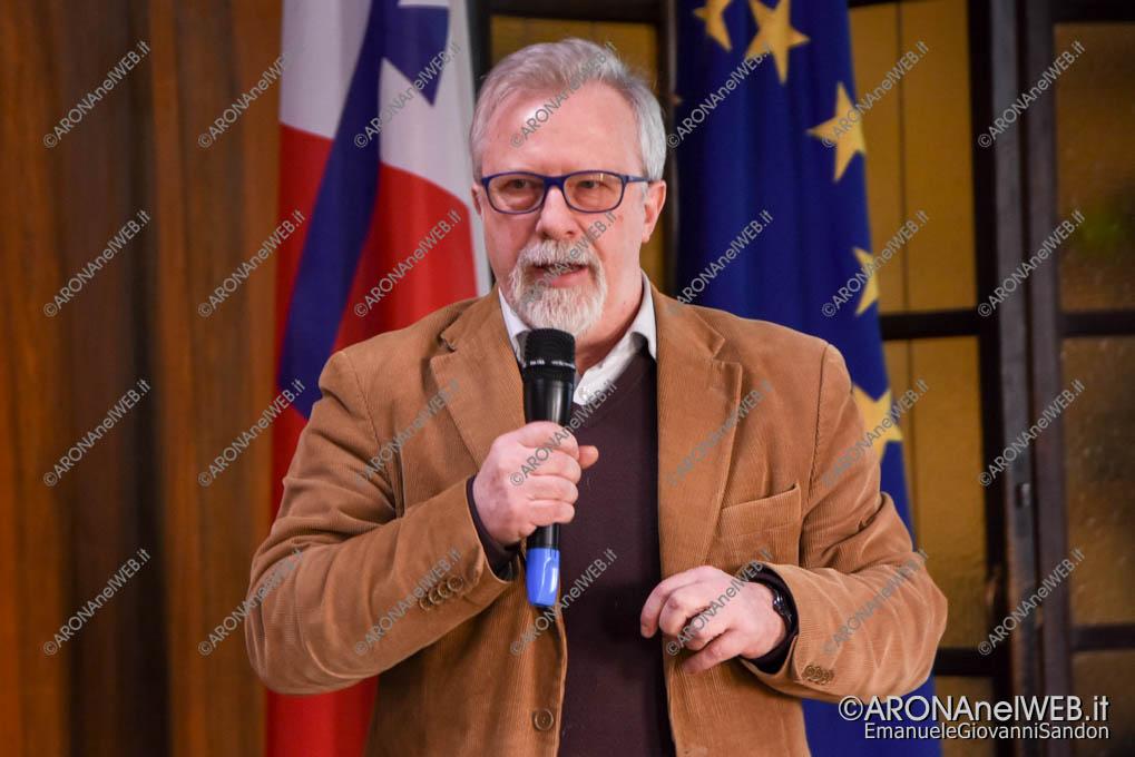 EGS2018_01032   Roberto Ronco, Direttore Generale Ambiente, Governo e Tutela del territorio Regione Piemonte