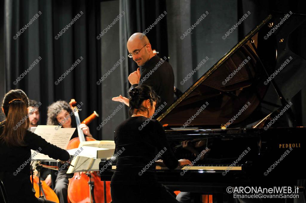 EGS2018_01126   Il direttore Alessandro Maria Carnelli e Anna Maria Morici al pianoforte