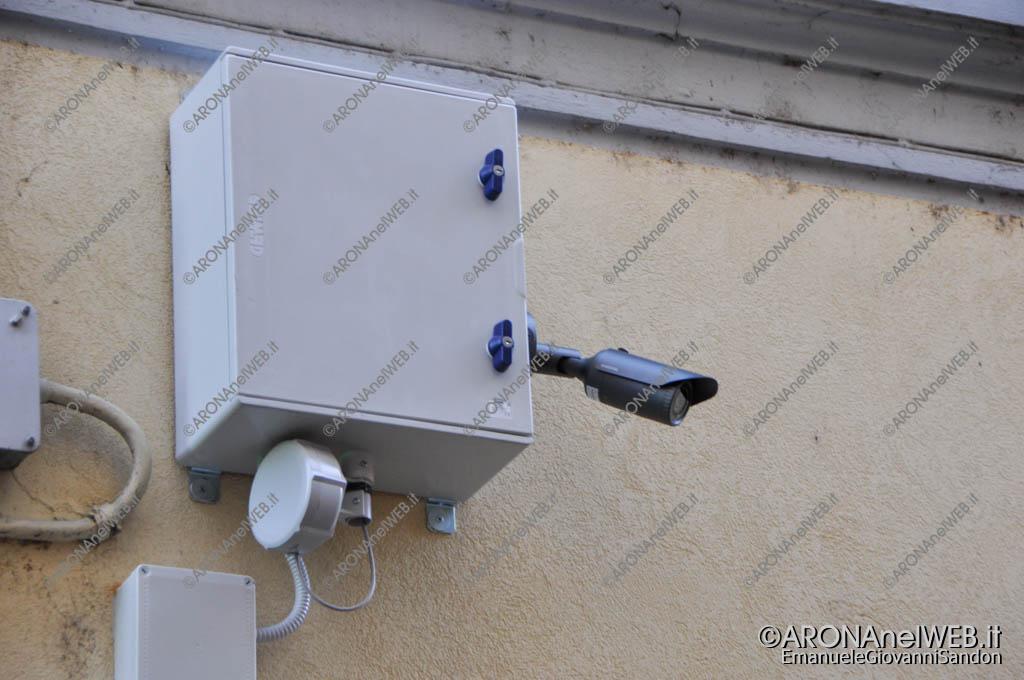 EGS2018_01207   Nuove telecamere di videosorveglianza di Corso Cavour