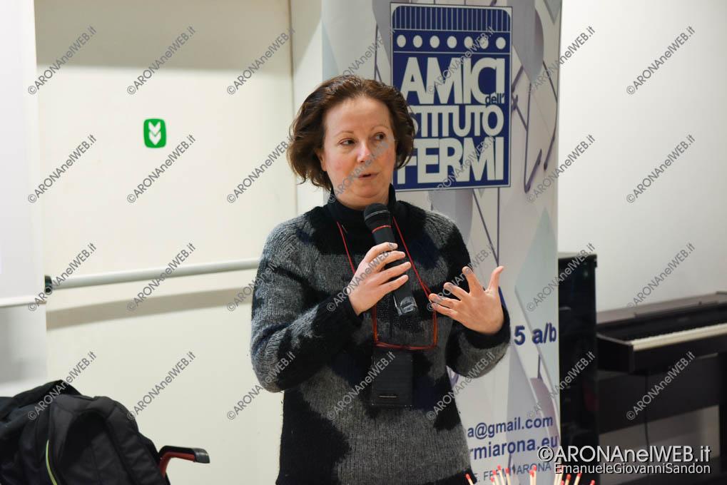 EGS2018_01299   Marina Verzoletto, dirigente dell'Istituto Fermi di Arona