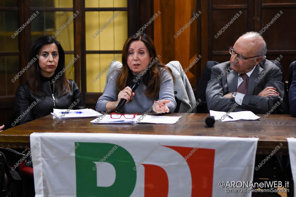 EGS2018_01442   Franca Biondelli, Sottosegretario Min. Lavoro